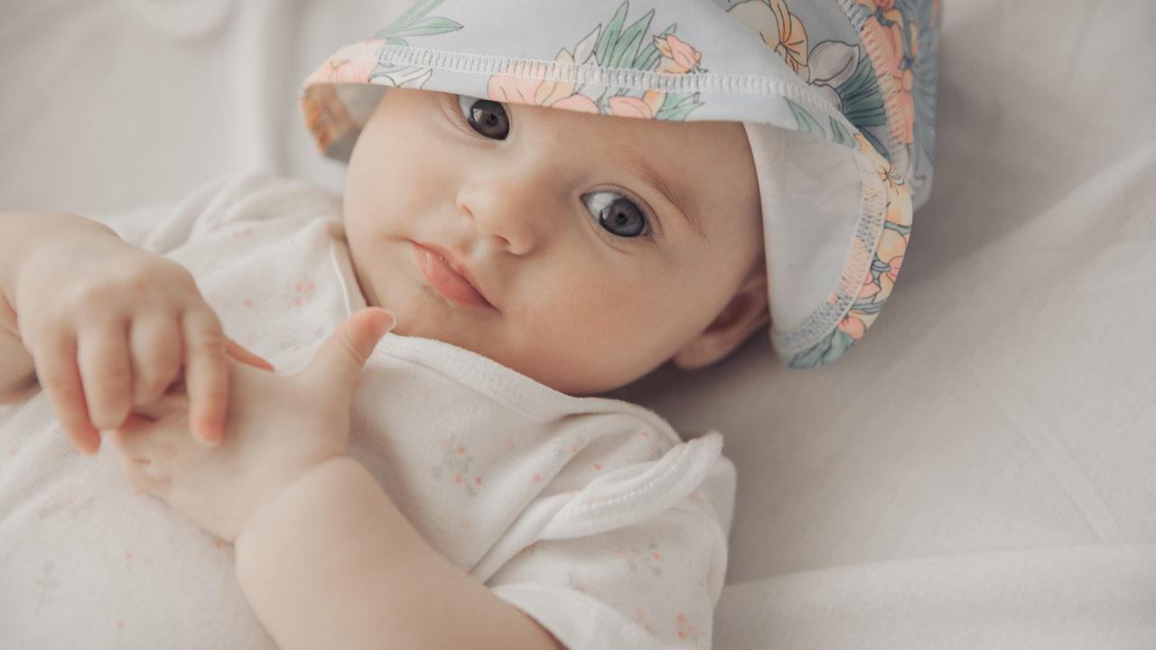 Osjetljiva i suha koža kod beba