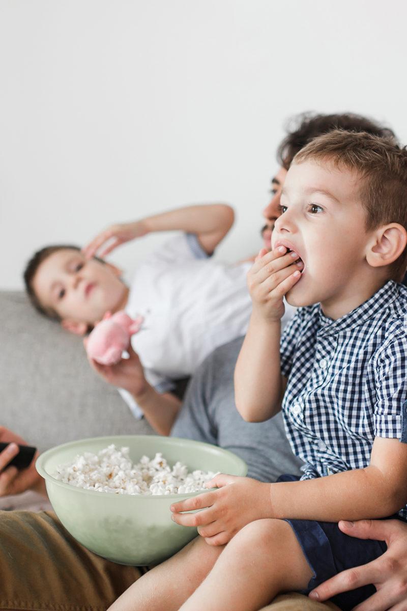 Djeca pred televizorom – DA ili NE?