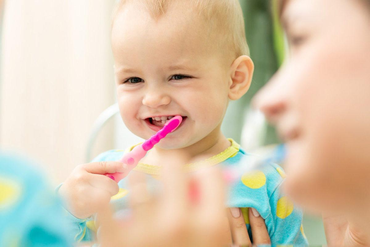 Njega dječjih zubi – sve što trebate znati