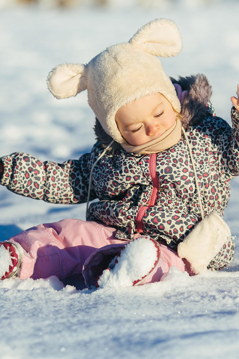 7 savjeta kako održati bebu zdravom tijekom zimskih mjeseci