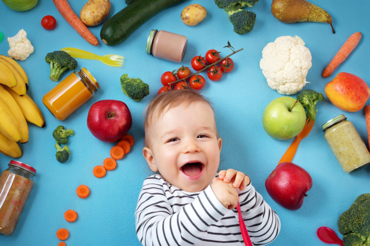Superhrana za vašu super bebu