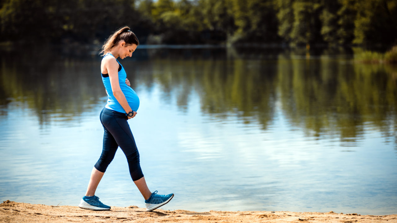 Budite u formi i tijekom trudnoće