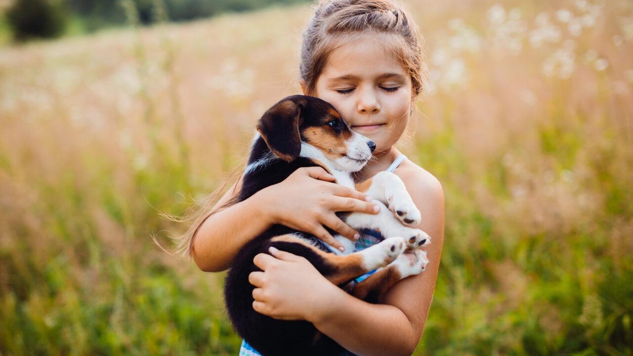 Kućni ljubimci i djeca