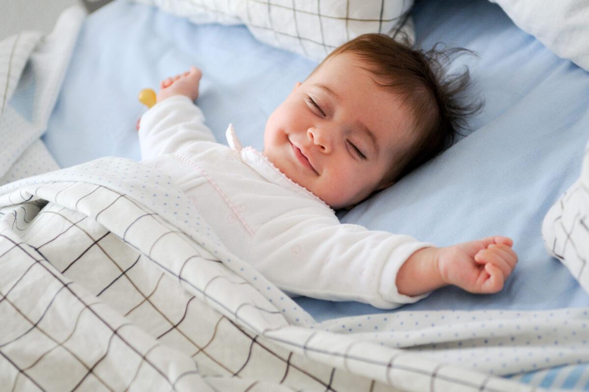 Kada je vrijeme da dijete počne spavati u svojoj sobi