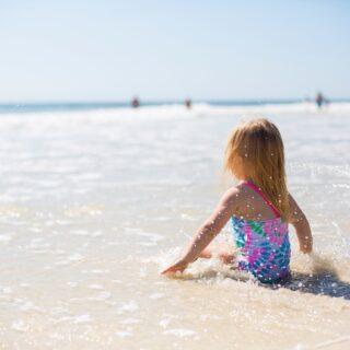 Zaštitite dijete od visokih temperatura