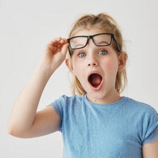 Ovi znakovi ukazuju na to da vaše dijete ima problema s vidom