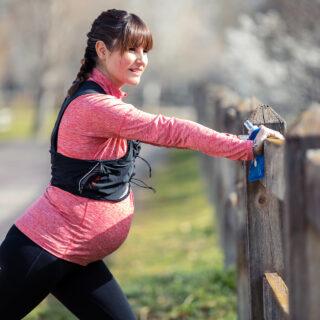Trčanje za vrijeme trudnoće, da ili ne?