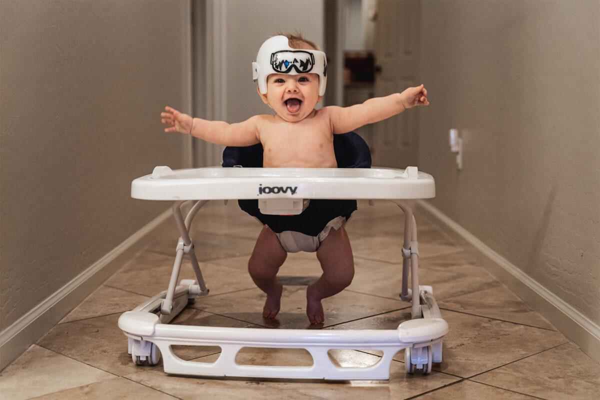 Sve što ste željeli znati o hodalicama za bebe