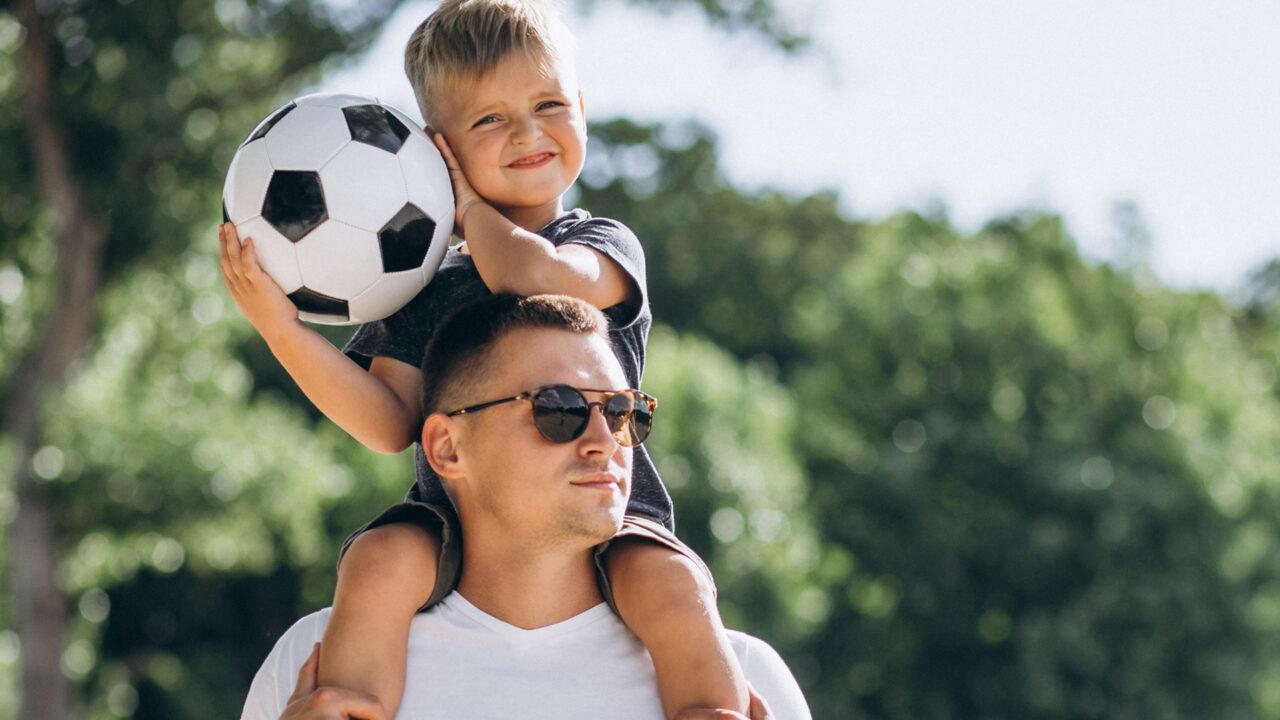 Što sve djeca trebaju proživjeti s tatom?