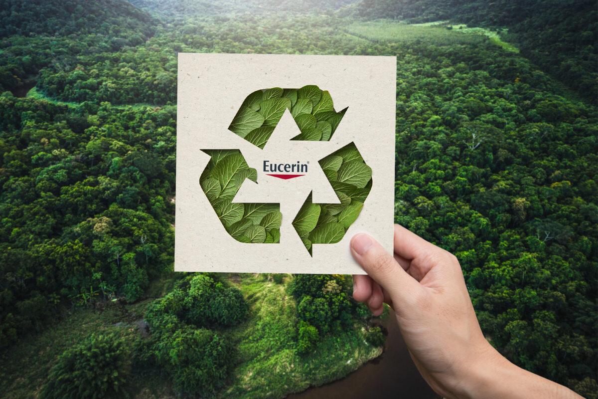 'We care'–Eucerin koncept održivosti i odgovornosti