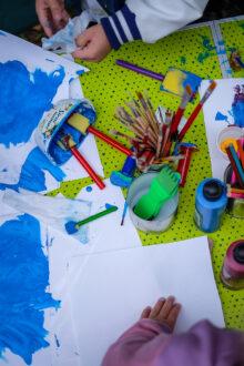 Eko Limach Fest djeca bojaju